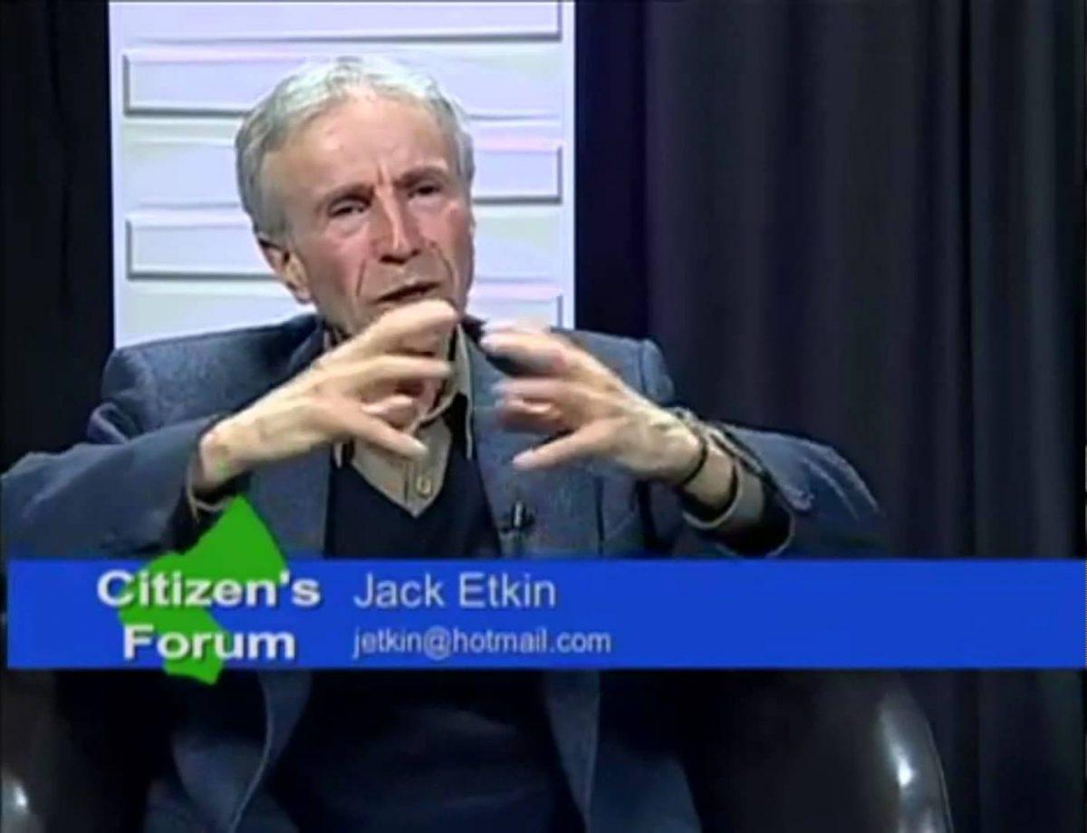 Ape Talks to Jack Etkin April 23, 2016